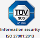 Information security ISO 27001:2013