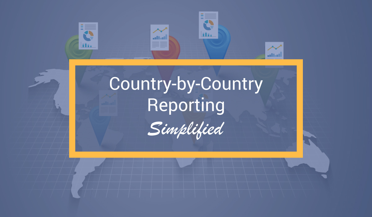 DataTracks Launches Service and Software for Country-by-Country Reporting (CbCR)